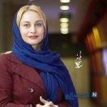 عکس مریم کاویانی در مراسم ختم همسر سابق رامین مهمانپرست