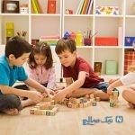 رفتار وحشیانه مربیان مهد کودک با کودکان + عکس