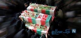 اعلام اسامی شهدای اصفهانی حادثه تروریستی زاهدان