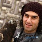 ماجرای عجیب عقاب رضا یزدانی خواننده مشهور ایران!