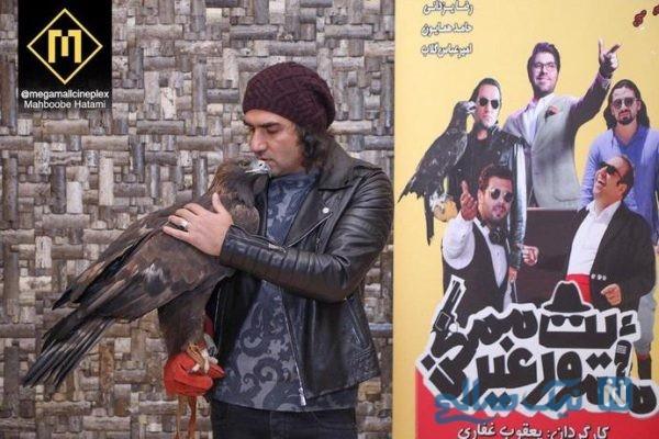 عقاب رضا یزدانی