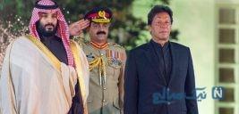 عمران خان نخست وزیر پاکستان راننده شخصی بن سلمان + عکس