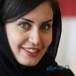 الناز شاکردوست و شبنم مقدمی با چادر و حجاب کامل + عکس