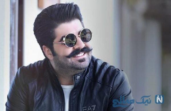 حضور بهنام بانی خواننده مشهور در جشنواره فیلم فجر