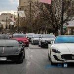 تصویری از دورهمی بچه پولدارهای تهران !