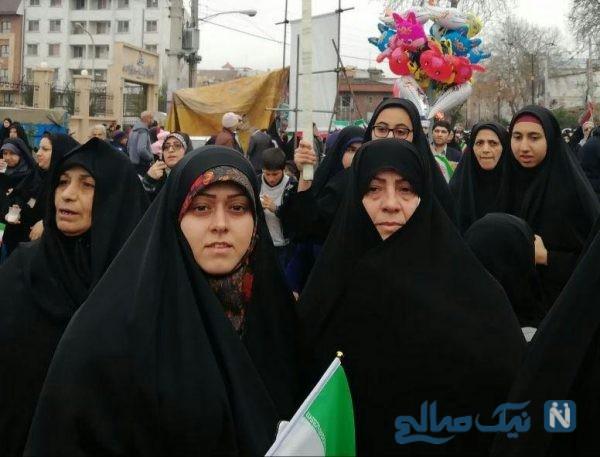 خواهرزاده مسیح علی نژاد