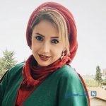 تیپ متفاوت شبنم قلی خانی در کنار دریا / عکس
