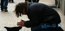 اینم عاقبت کمک به گدا های خیابانی! + عکس