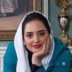 عکس نرگس محمدی در پشت صحنه سریال «ستایش ۳»
