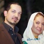 پدر شوهر مهناز افشار در راهپیمایی ۲۲ بهمن