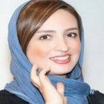 عکس گلاره عباسی در کنار ترانه علیدوستی در مراسم افتتاحیه