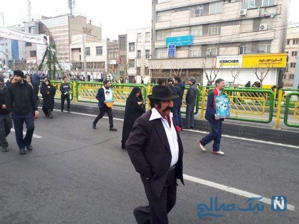 مراسم راهپیمایی