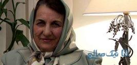 تشییع پیکر همسر دکتر علی شریعتی در حسینیه ارشاد + تصاویر
