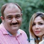 مهران غفوریان پدر شد + عکس