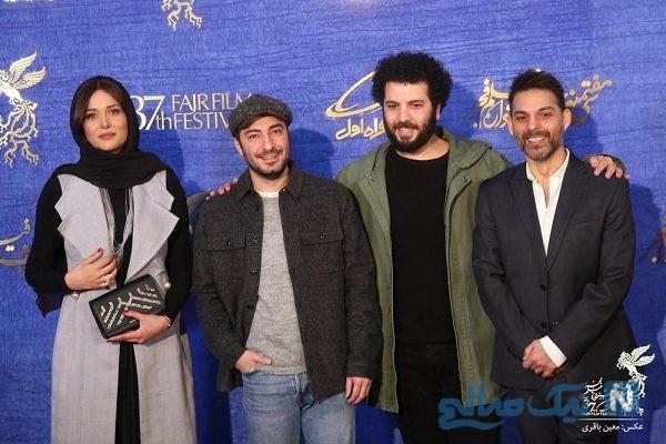 پریناز ایزدیار در جشنواره فجر امسال