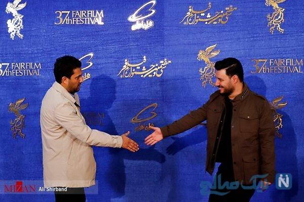 جواد عزتی در جشنواره فجر