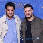 شوخی های حامد بهداد و جواد عزتی در جشنواره فجر