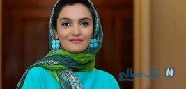 بالون آتش در منزل میترا حجار بازیگر سینمای ایران