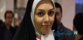 آرزوی آزاده نامداری مجری ایرانی بعد از سال ها دوری از تلویزیون