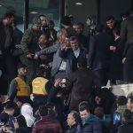 حضور احمدی نژاد در ورزشگاه آزادی حاشیه ساز شد!