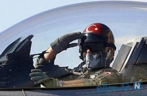تصویری از اولین خلبان زن بالگرد در ایران