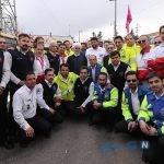 بازدید سرزده روحانی از ایستگاه سلامت اورژانس تهران کرج