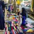 تصاویری از بازار گرگان در روزهای پایانی سال