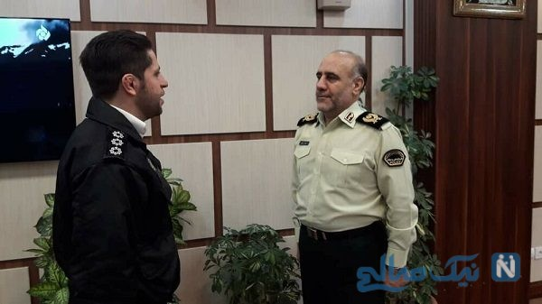 تقدیر از پلیس راهور به دلیل ماجرای فرهاد مجیدی