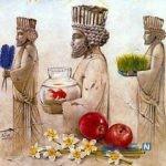 مراسم جشن نوروز در دانشگاه دولتی بلاروس