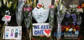 تصاویری از مراسم یادبود قربانیان حادثه تروریستی نیوزلند