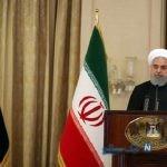 نشست صمیمی حسن روحانی در عراق با روسای عشایر این کشور