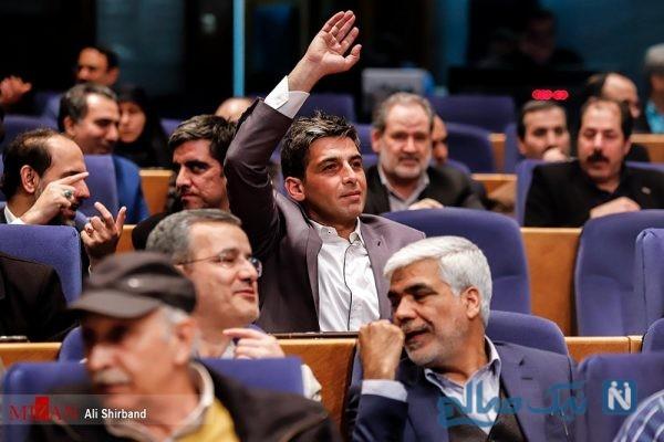حمید گودرزی در جشنواره جام جم