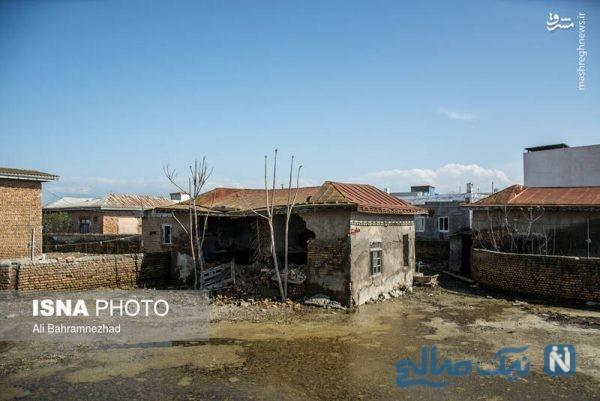 سیل استان گلستان