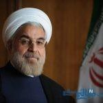 دیدار حسن روحانی با سید علی نوه امام خمینی در نجف