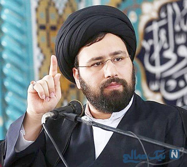 سید علی نوه امام خمینی