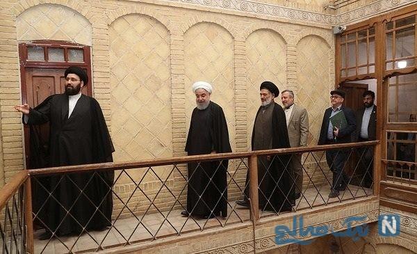 خانه سید علی خمینی