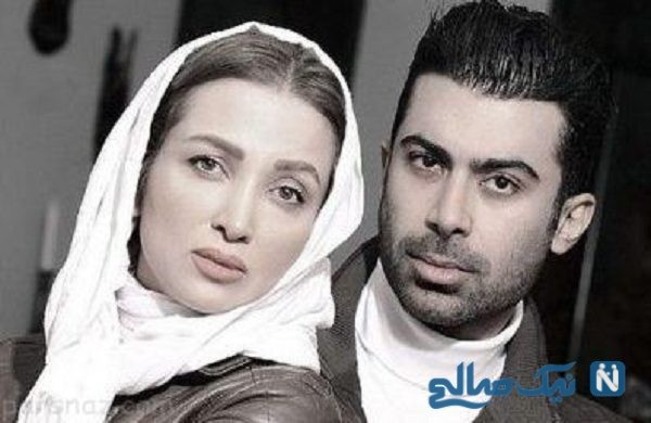 تصویری از روناک یونسی با همسرش در باشگاه