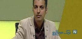 صندلی های زنجیر شده عادل فردوسی پور در برنامه ۹۰