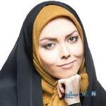 عکس آزاده نامداری و خانواده اش به وقت اسفند ۹۷