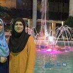 تصویری از دورهمی خواهران گوینده خبر تلویزیون