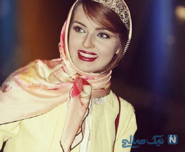 عکس خانم بازیگر ایرانی