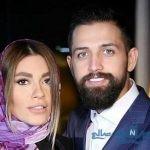 استایل جدیدی از محسن افشانی با همسرش