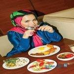 عکس های جدید ملیکا شریفی نیا قبل و بعد از لاغری