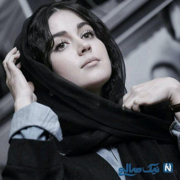 عکس هنرپیشه زن