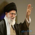 زیارت یواشکی فرزند رهبر معظم انقلاب در حرم امام رضا (ع) +عکس