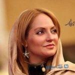 همدردی مهناز افشار با مردم سیل زده کشور ایران