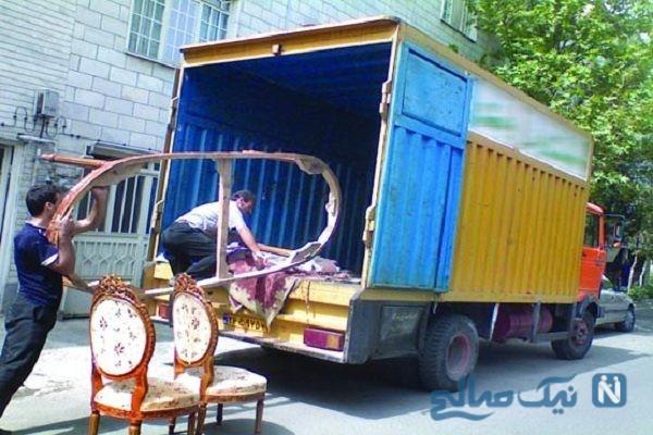 جابه جایی اثاثیه و اسباب کشی در تهران ممنوع شد!
