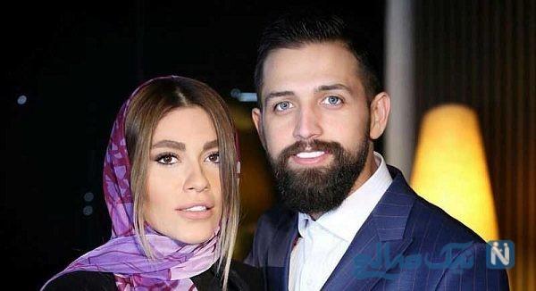 پوشش محسن افشانی و همسرش در روز تولد خبرساز شد!