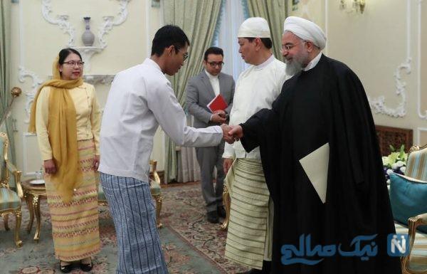 مهمان های روحانی
