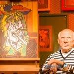 پیدا شدن تابلوی پیکاسو معروف به دورا مار